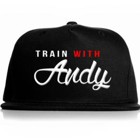 Train With Andy Snap Back