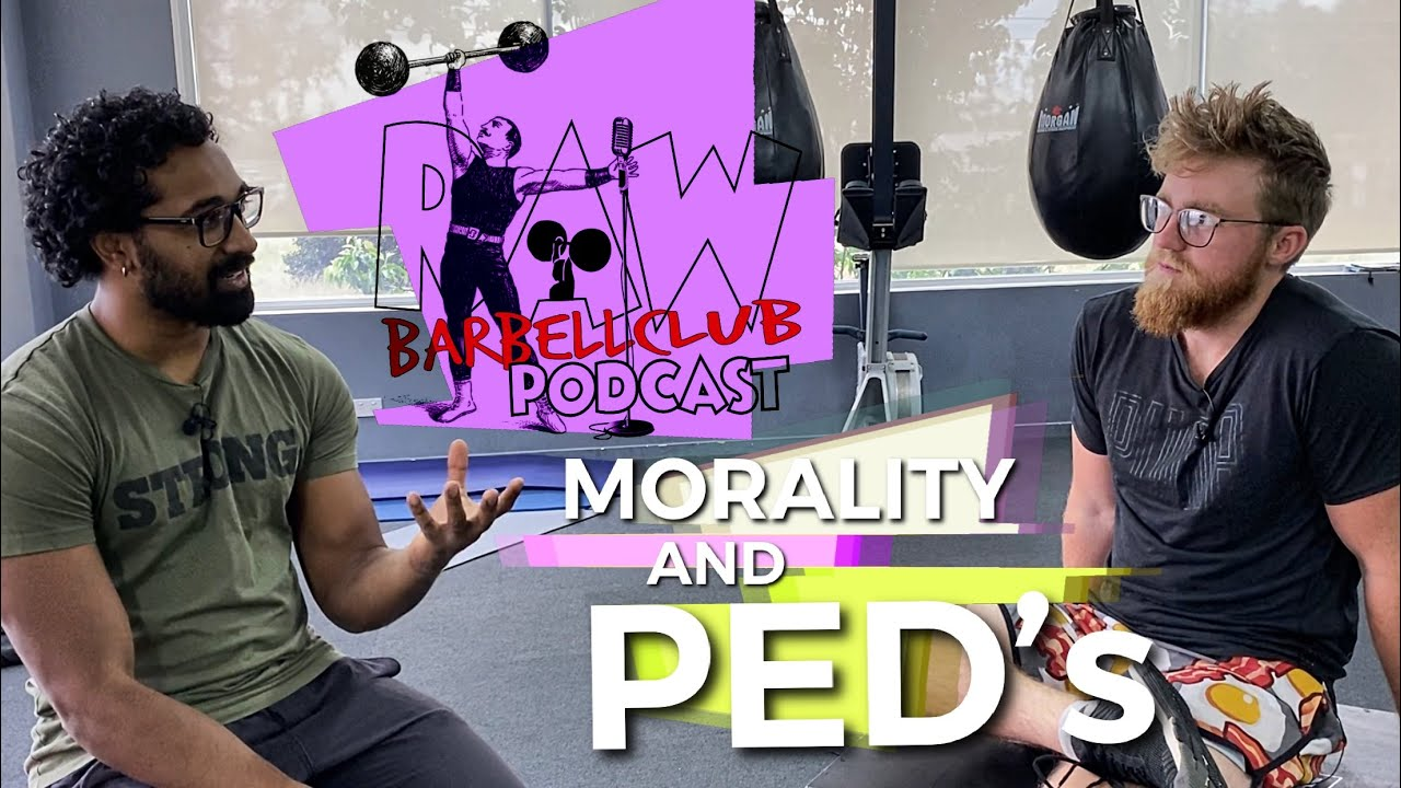 Morality Of PED's – Podcast Mini Episode