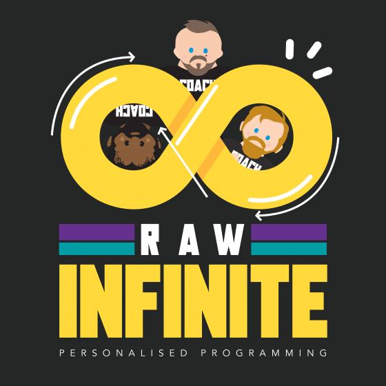 raw infinite